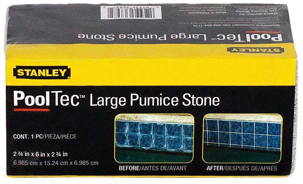 Pumice Cleaning Stone Calcium Buildup Pool Tiles