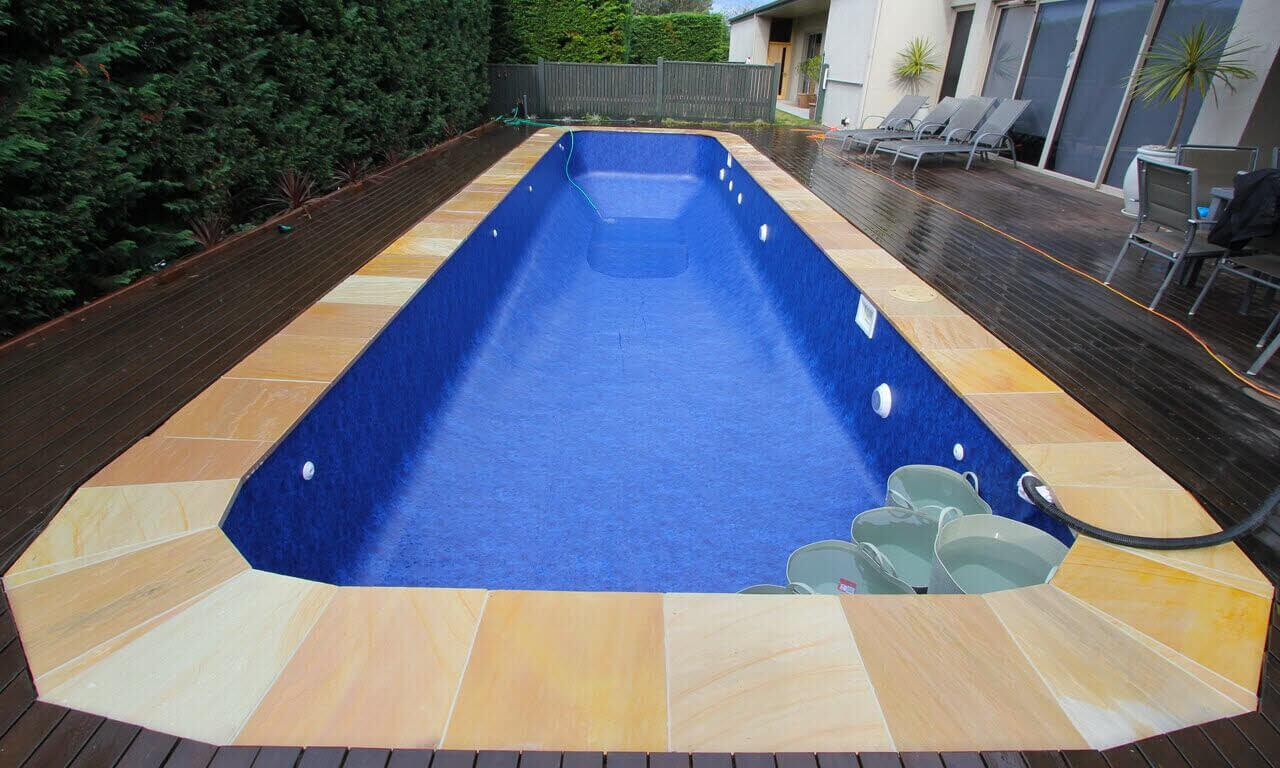 Liner Melbourne Vinyl Replacement swimming pool