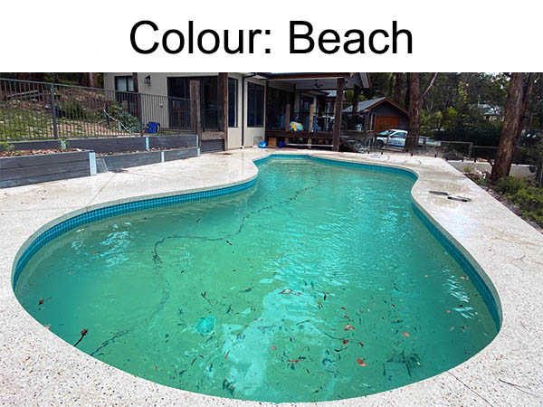 Beach_Sand_Yellow_Swimming_pool_Surface_Turquoise_Resurfacing Swimming Pool Resurfacing - Local Pool Renovations