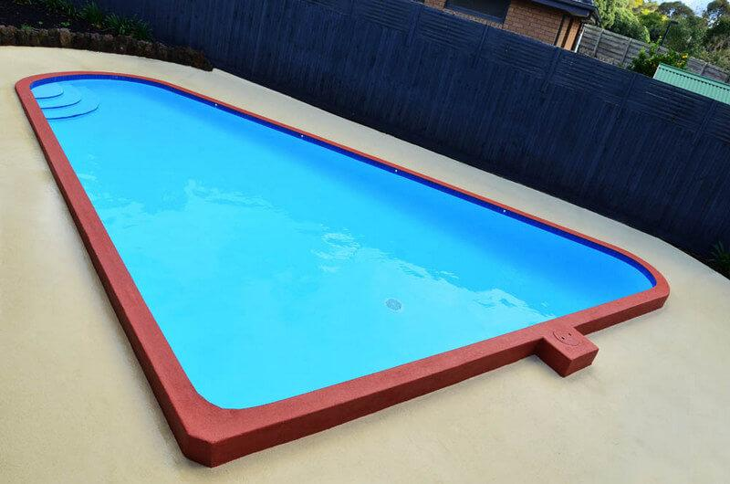 luxapool melbourne pool restoration complete