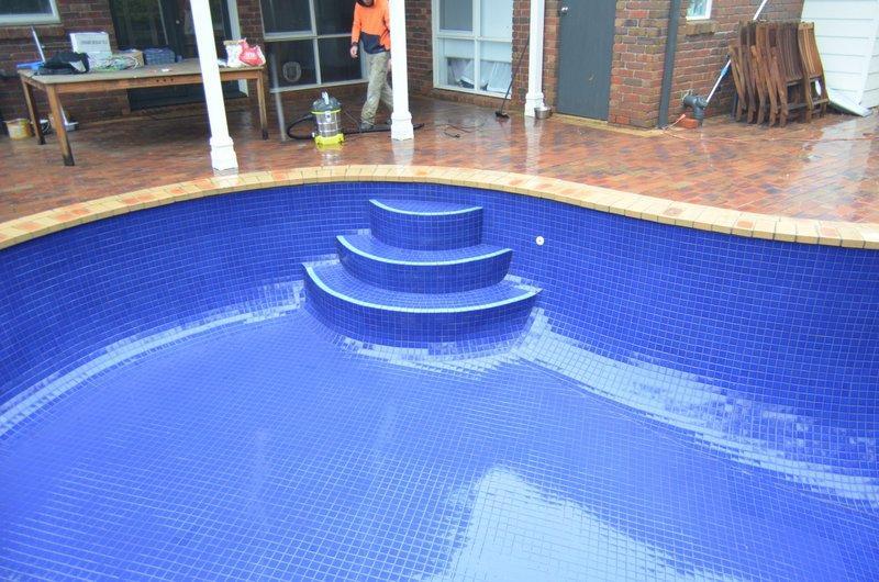 Pool Tile Installation Renovations Tiling Painting Resurfacing