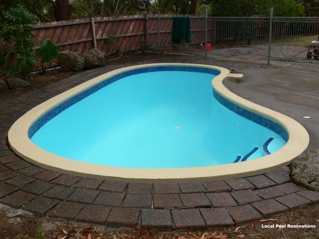 Repainting Swimming Pools Melbourne Pool Experts