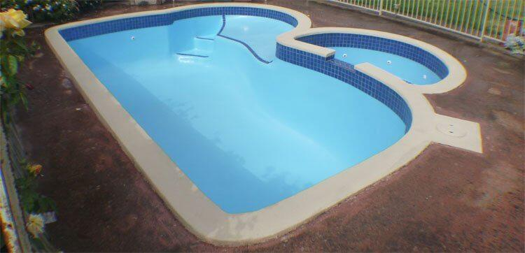 Epoxy pool painting melbourne renovations tiling for Swimming pool resurfacing