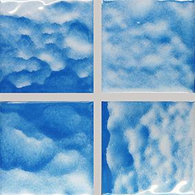Cloud Blue Pool Tiles Melbourne Tile Supplier Distributer